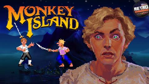 Rétro Découverte - Pourquoi Monkey Island est-il un si grand jeu ?