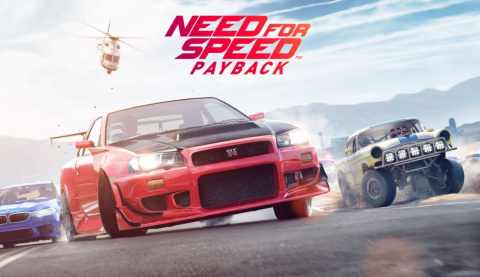 Jaquette de Need For Speed Payback : les premières informations