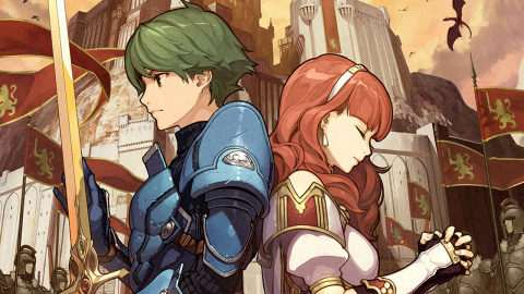 Jaquette de Fire Emblem Echoes : Shadows of Valentia - Un opus vraiment à part ! sur 3DS