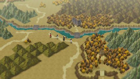 Lost Sphear : Les développeurs veulent faire un RPG intemporel