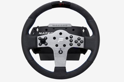 Fanatec annonce son nouveau volant multi-plateformes, le CSL Elite Racing Wheel