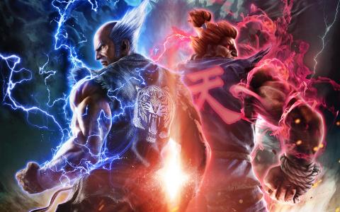 Tekken 7 : Mode Histoire et gameplay en deux Gaming Live