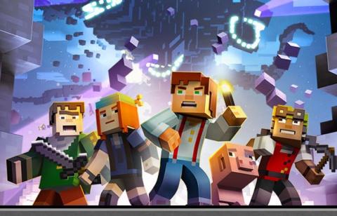 Jaquette de Minecraft Story Mode aurait droit à une saison 2