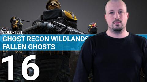 Jaquette de Ghost Recon Wildlands : Fallen Ghosts - Une chasse à l'homme en 3 minutes