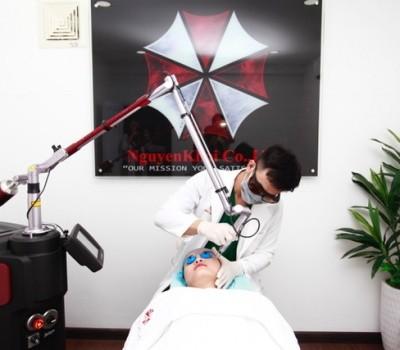 Quand le logo d'Umbrella Corporation est repris dans la vraie vie... pour une clinique