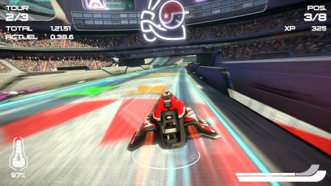 WipEout Omega Collection : l'ivresse de la vitesse