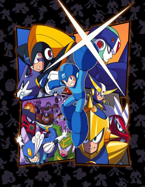 Mega Man Legacy Collection 2 sur PS4
