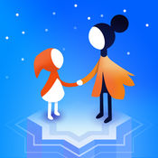Monument Valley 2 sur iOS