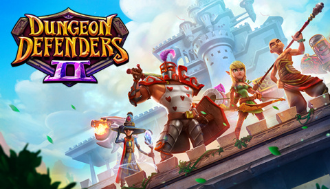 Dungeon Defenders 2 sur PS4