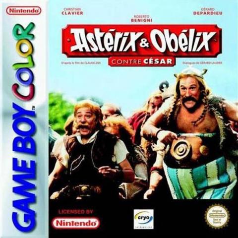 Astérix & Obélix contre César sur GB