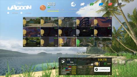 Trackmania² Lagoon : Un standalone qui arrive bien trop tard
