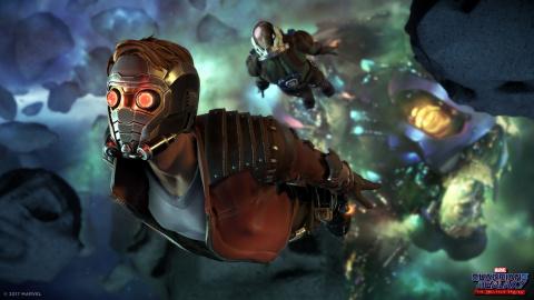 Jaquette de Guardians of the Galaxy : The Telltale Series - L'épisode 2 présente ses choix