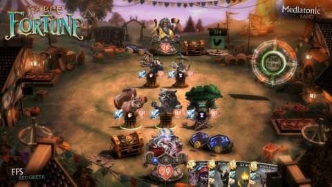 Fable Fortune : Assez solide pour concurrencer Hearthstone ?