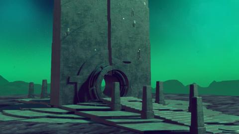 No Man's Sky : un teasing mystérieux en rapport avec les portails