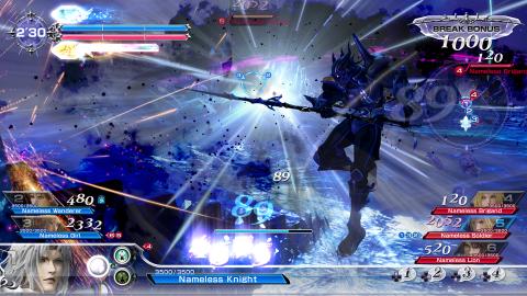 Dissidia : Final Fantasy NT - un nouveau personnage en DLC