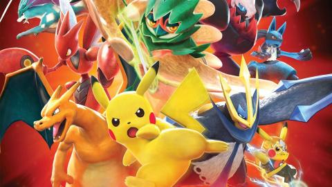 Jaquette de Pokkén Tournament DX : la manette Wii U spéciale sera compatible sur Switch