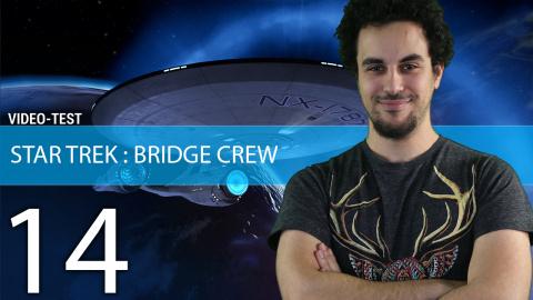 Jaquette de Star Trek Bridge Crew : 3 minutes pour en savoir plus