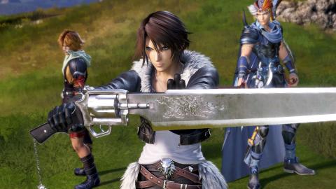 Dissidia : Final Fantasy NT arrive sur PS4 début 2018