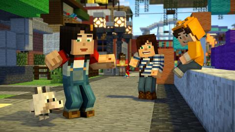 Minecraft : Story Mode va disparaître des boutiques numériques le 25 juin