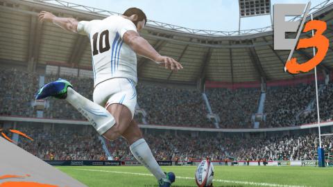 Rugby 18 -  Un nouveau challenger pour l'ovalie