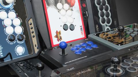 Nouveau dossier comparatif : 7 sticks arcade à l'essai, entre 30 et 300€