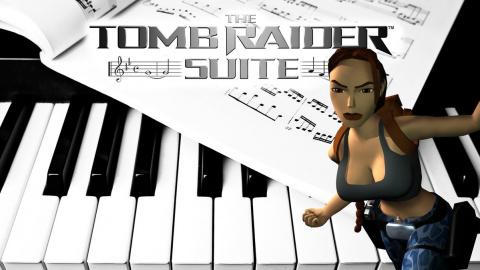 Jaquette de Nathan McCree lance une campagne Kickstarter pour The Tomb Raider Suite