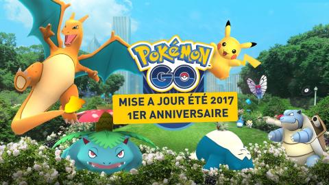 Jaquette de Pokémon GO, multi, légendaires, festival... Cet été tout va changer ! Notre guide de la prochaine MAJ