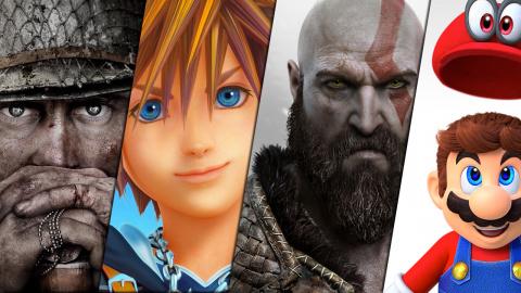 Jaquette de E3 2017 : Les 10 plus grandes attentes de la rédaction