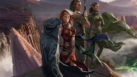Jaquette de Magic : The Gathering - Le RPG AAA annoncé sera un MMORPG Free to Play
