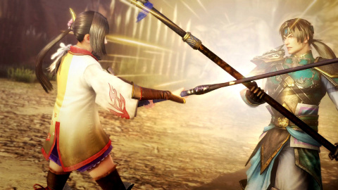Jaquette de Warriors All-Stars : Zhao Yun sort sa lance