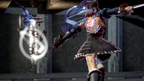 E3 2017 : Bloodstained Ritual of the Night - Une pâle copie de Castlevania