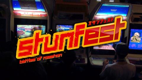 Jaquette de Le Stunfest nous donne rendez-vous du 14 au 20 mai 2018