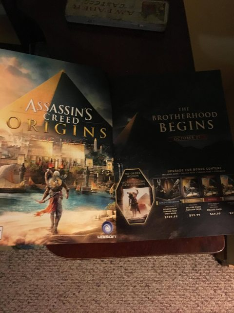 [MàJ] [Rumeur] Assassin's Creed 2017 : date de sortie, gameplay et contexte auraient fuité