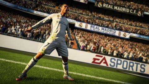 Jaquette de E3 2017 : FIFA 18 se montre en images