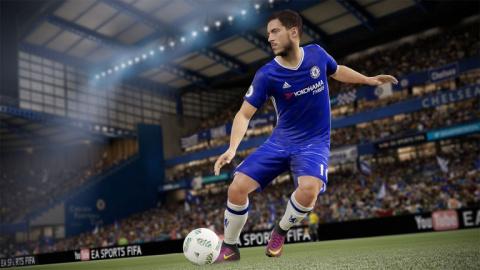 Jaquette de E3 2017 : FIFA 18, le mode histoire continue