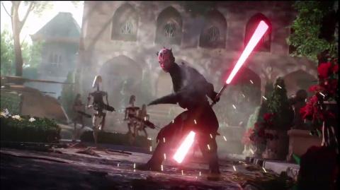 Les héros de Star Wars Battlefront II baissent de prix