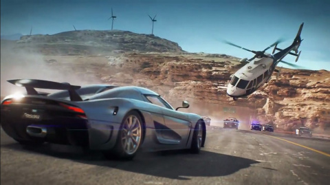 gamescom 2017 : Need for Speed Payback, un Open World à la mise en scène hollywoodienne
