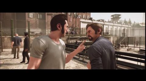 A Way Out : Le développeur en chef s'exprime sur la puissance des consoles