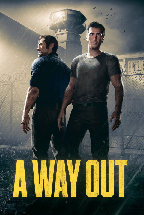 A Way Out sur PC