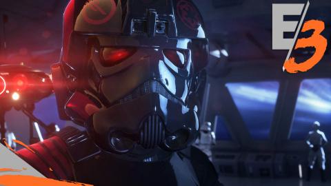 Jaquette de E3 2017 : Star Wars Battlefront 2 - Un nouvel espoir ?