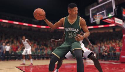 E3 2017 : NBA Live 18, un retour manqué ?