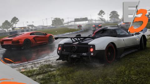 E3 : Forza Motorsport 7 roule des mécaniques en 4K