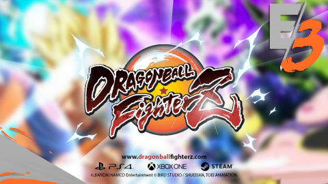 E3 : Dragon Ball Fighter Z annoncé