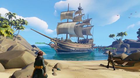 Jaquette de E3 2017 : Sea of Thieves a une fenêtre de sortie