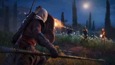 gamescom 2017 : Assassin's Creed Origins - Une formule réinventée et séduisante