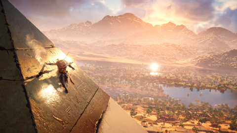 E3 2017 : Assassin's Creed Origins : Un retour vers le passé placé sous le signe de l'Action-RPG