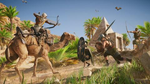 Assassin's Creed Origins sera jouable gratuitement ce week-end sur PC
