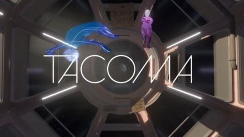 Jaquette de Tacoma : La nouvelle aventure des créateurs de Gone Home se dévoile - E3 2017