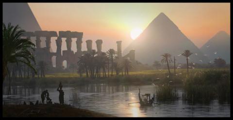 E3 2017 : Assassin's Creed Origins, un monde aussi vaste que celui de Black Flag