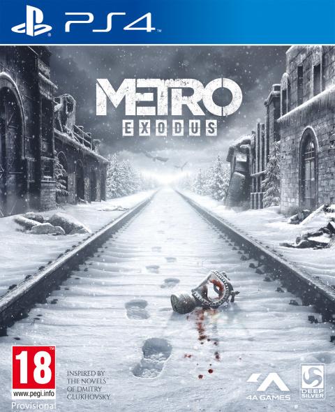 Metro Exodus sur PS4